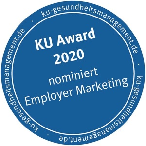 KU-Award 2020 Employer Marketing