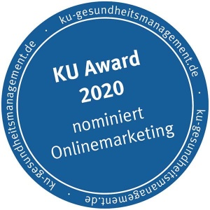 KU-Award 2020 Onlinemarketing